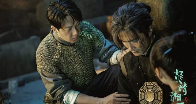 潘粤明再续《鬼吹灯》系列,饰演胡八一,为角色瘦身?