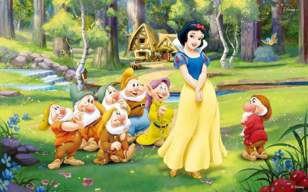 白雪公主真相:被迪士尼拍成了电影的白雪公主,背后还有这些故事