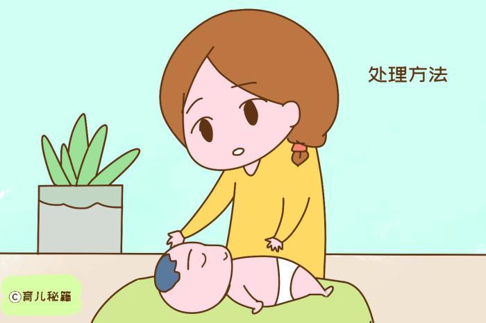原創             寶寶幾天一次便便才正常?正確區分攢肚和便秘,家長不心急