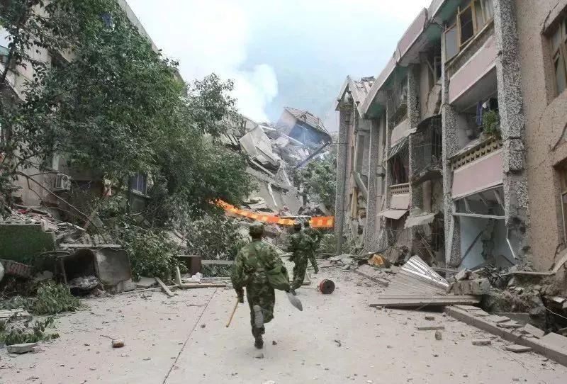 512汶川地震十一周年 你 我 未来