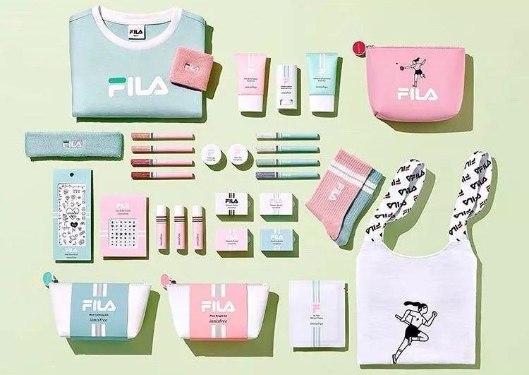 彩妆跨界运动品牌,这波神仙联名荷包吃不消!