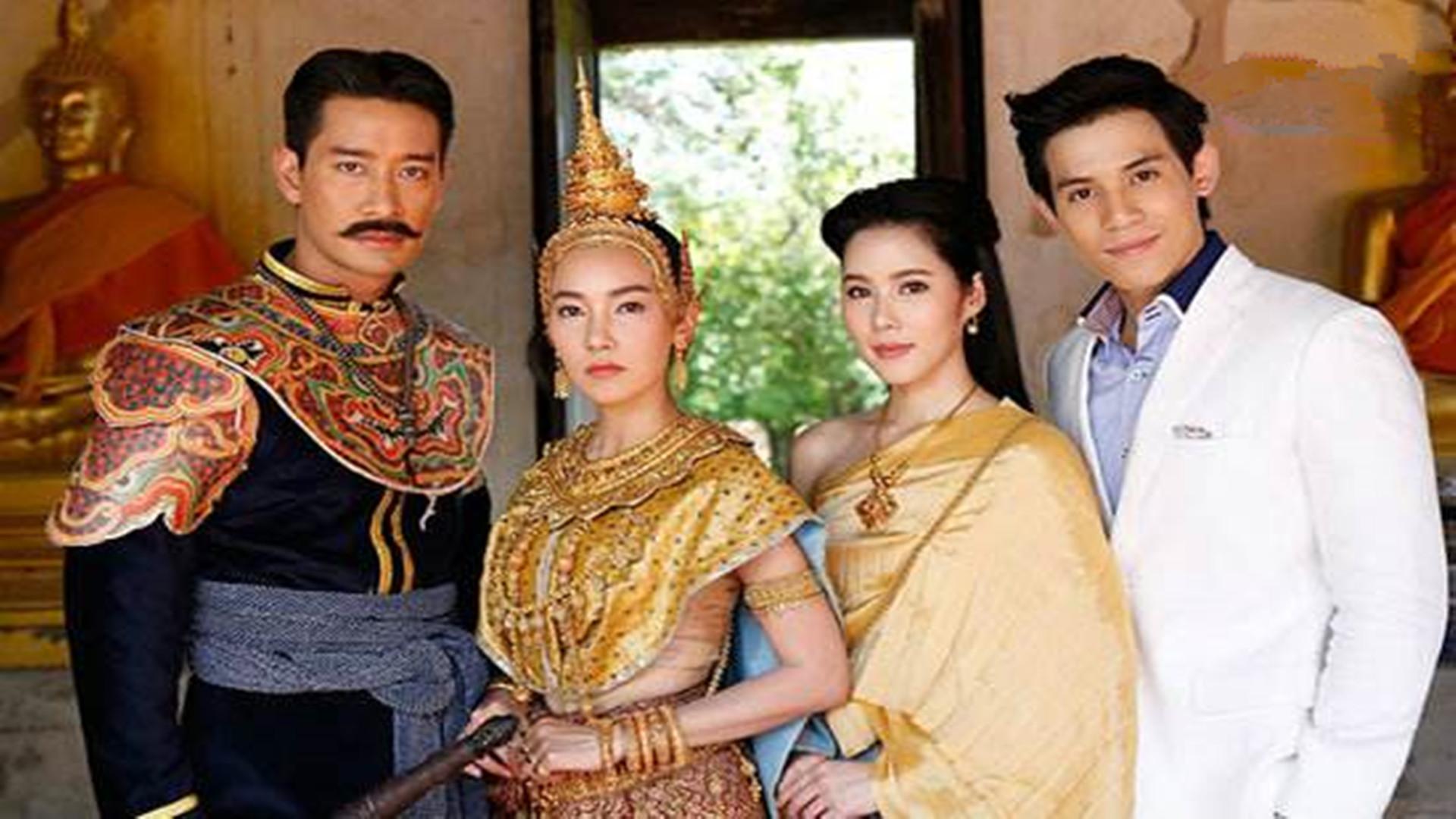 2019泰国电视剧排行榜_从 延禧攻略 中看清代服饰究竟有多美