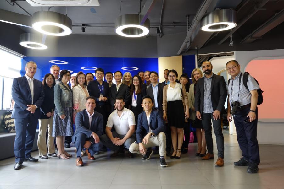 UCloud赋能全球梦想者,18家北美智能出行企业到访