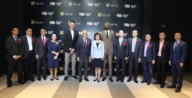 资讯:NBA你所不知的中国故事:十年 百视通 万场转播 亿级别观众
