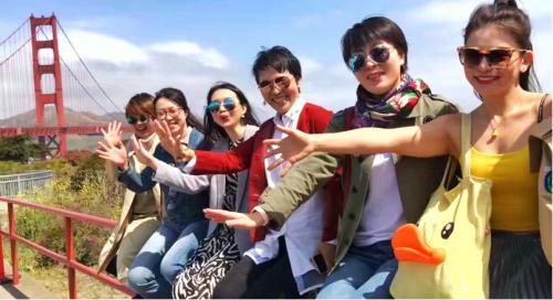 新商业女性游学营:女性创业链接中美