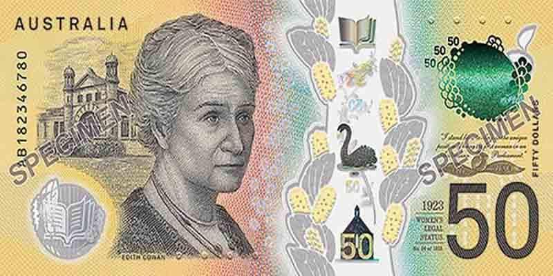 好尴尬!印错了,价值23亿错字新钞流通,澳大利亚:没事,能用!