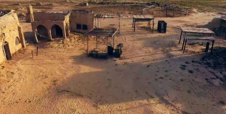 """世界最没""""尊严""""沙漠,""""萎缩""""只剩下200亩,即将消失"""