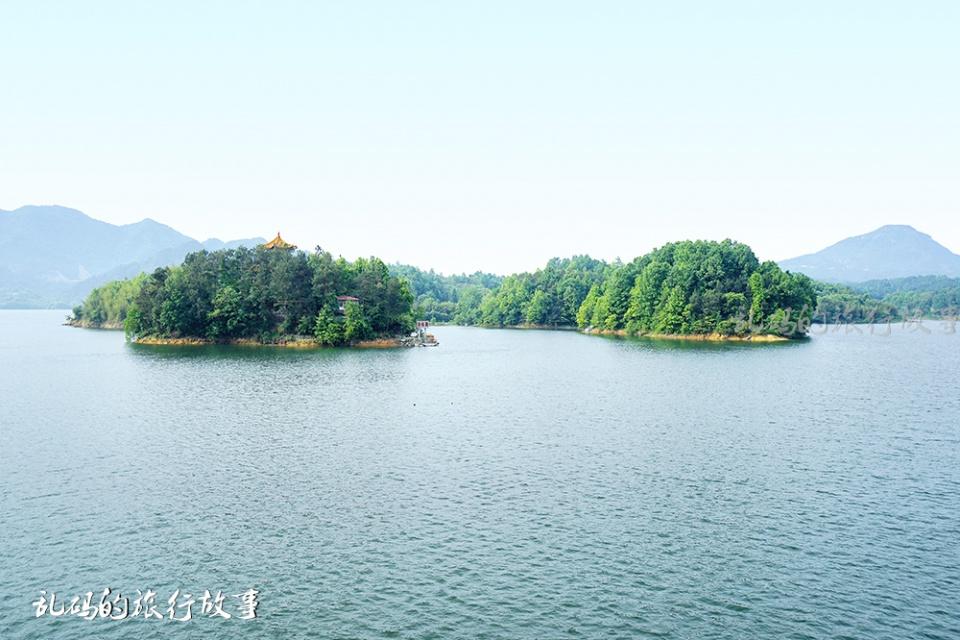 """原创             耗资4.8亿建造的河南最美温泉 被誉""""大别山第一泉""""却少有人知!"""
