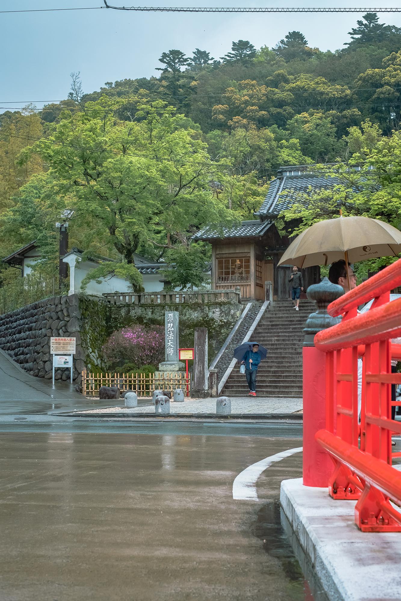 原创             日本小众旅行地,修善寺古朴安静的温泉小镇