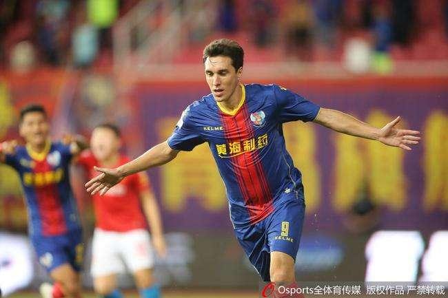 中甲最佳阵容:克莱奥传射建功 梅州U23小将上榜