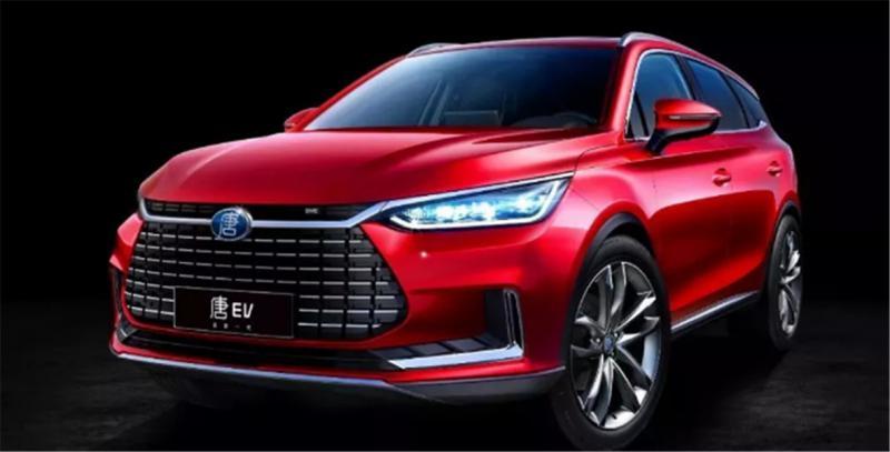 <b>比亚迪唐EV600和蔚来ES8哪一款车更值得购买?</b>