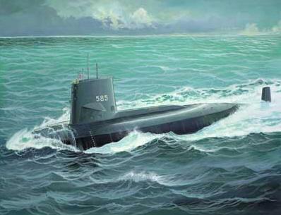 不归的U-234潜艇