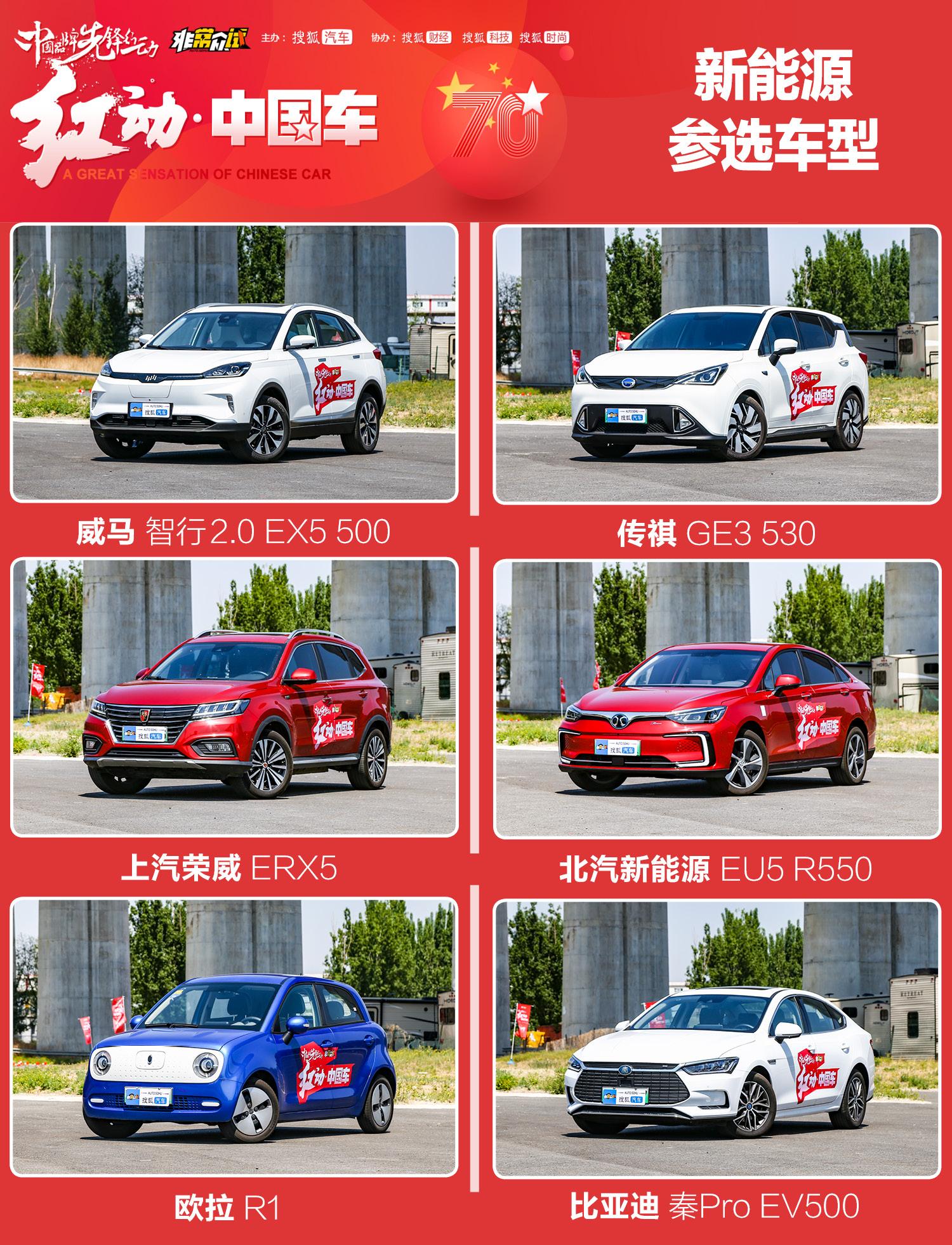 中国品牌先锋行动 红动中国车:整体实力有所提升,新能源车榜单解读(第1页) -