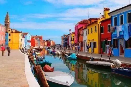 """威尼斯,一座世界闻名的""""水城"""",它所有的风情都在这里"""