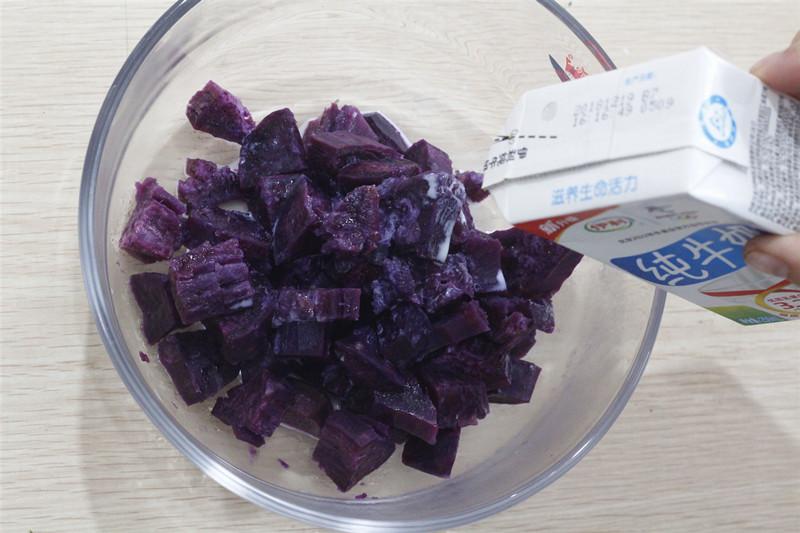 紫薯这样做,美味翻N倍,低脂健康吃多也不怕胖
