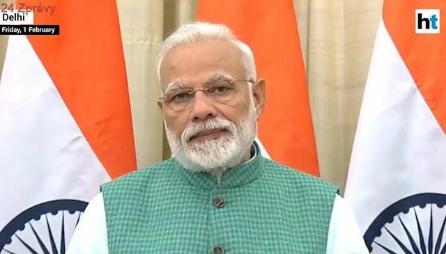 莫迪:印度是唯一不首先使用核武器的国家 遭侵略时也不例外