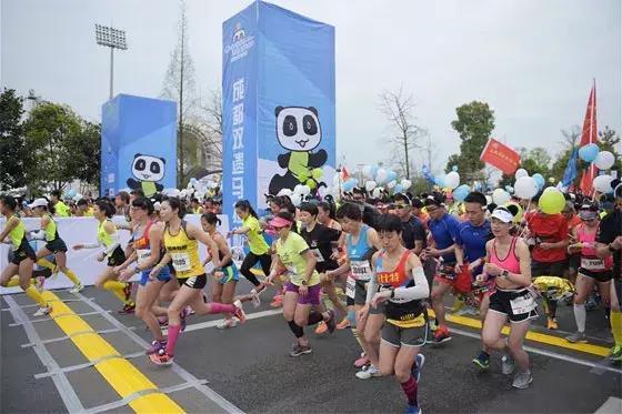 """成都""""领跑""""国内首个世界马拉松大满贯候选赛事!"""