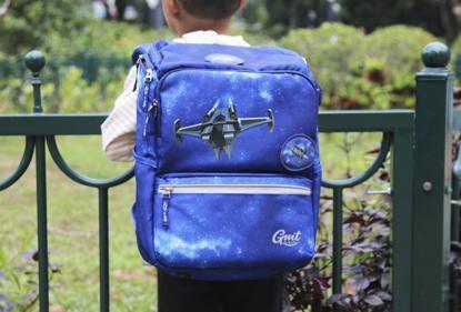 GMT挪威书包,护脊书包,守护孩子的健康
