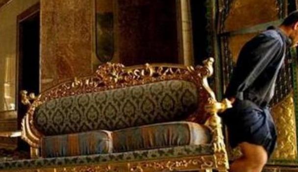 萨达姆20多座豪华行宫现在咋样了?大多被劫掠,有的改成了博物馆