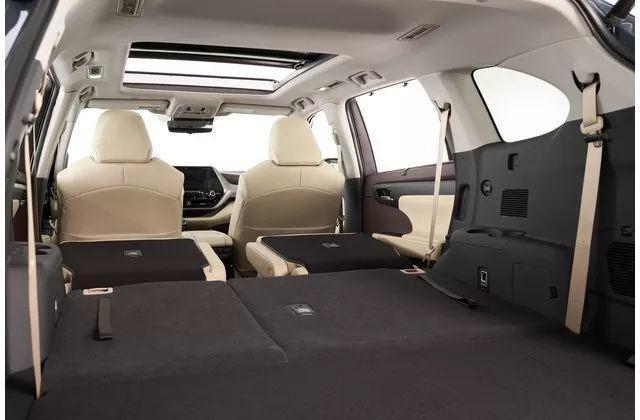 丰田第二畅销SUV 全新汉兰达年底上市