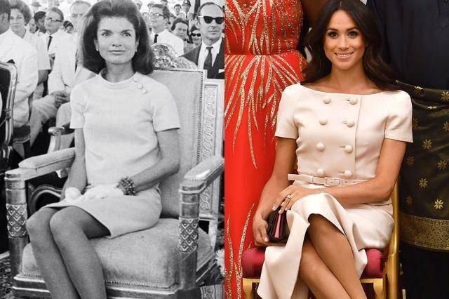 """梅根首个母亲节幸福又甜蜜,向戴安娜肯尼迪学穿搭想做""""First Lady""""?"""