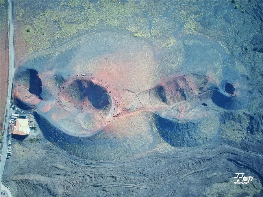 原创             藏在西西里的一只沉睡巨龙,竟然是欧洲最大的活火山,去年刚喷发