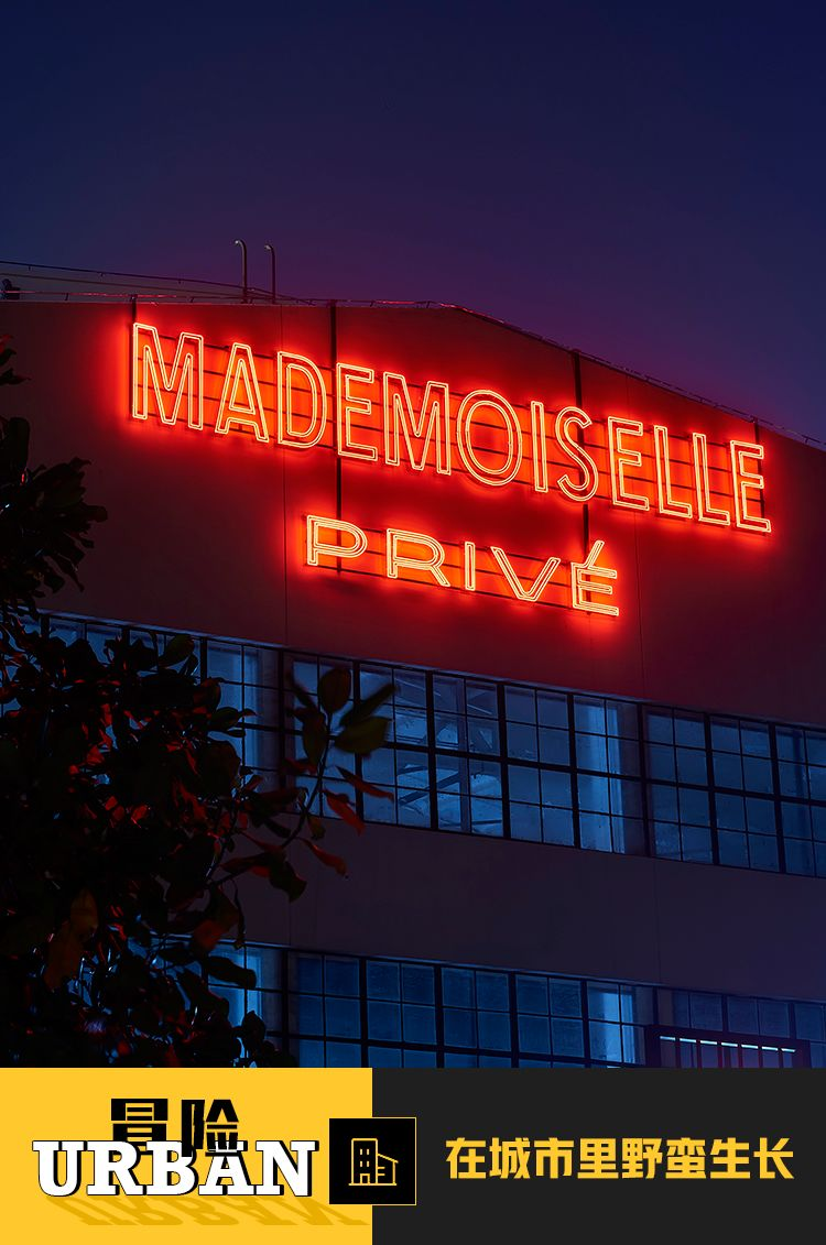 Mademoiselle Privé 之门里的明星都在忙些什么?
