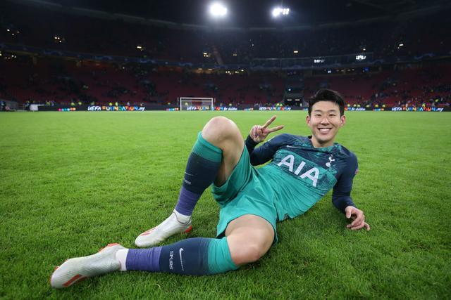 原创             孙兴慜警告利物浦:欧冠决赛 我会回到火力全开模式
