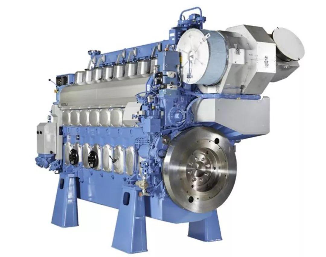 牛!这家主机厂拿下中海油服首批LNG燃料PSV双燃料发动机大单