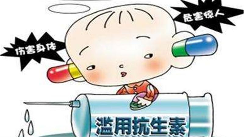 宝宝在患病期间能不能长时间使用抗生素?