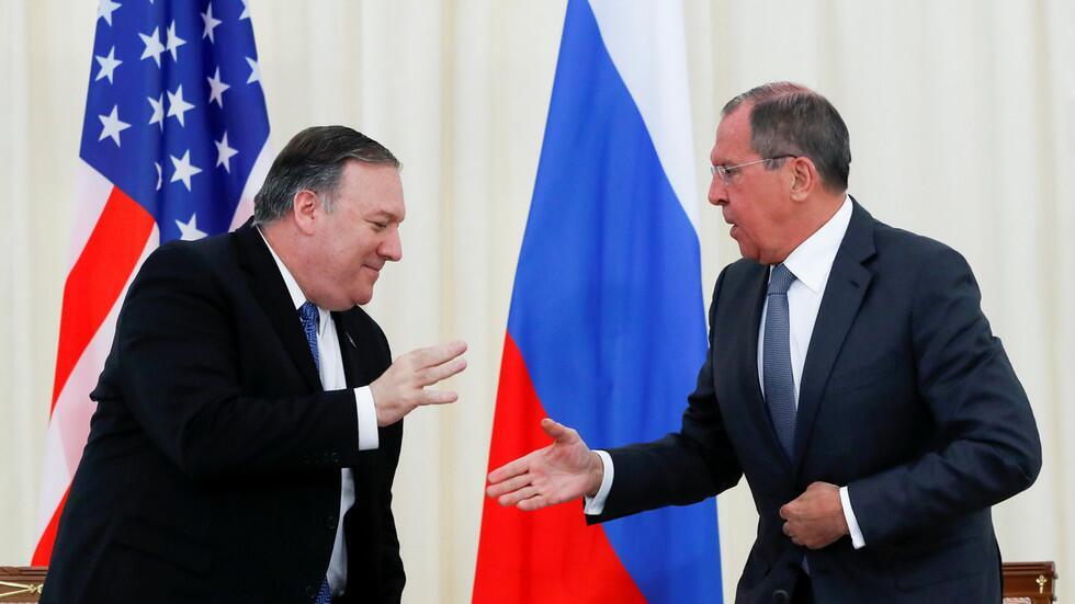 普京当面告诉蓬佩奥:现在是时候恢复俄美关系了