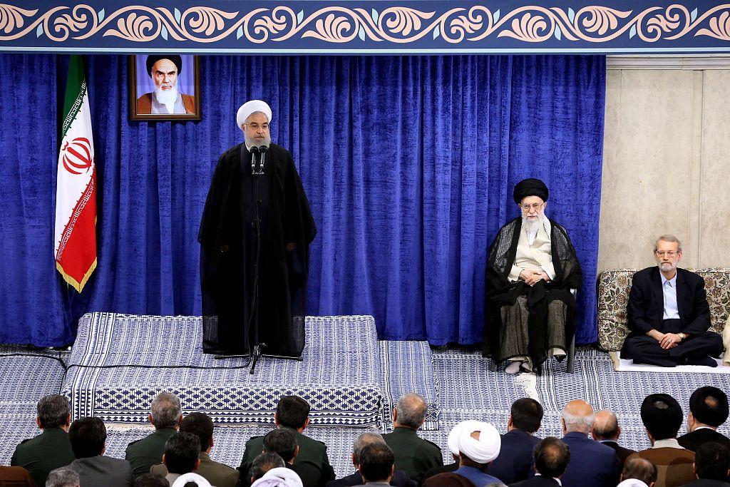 伊朗最高领袖哈梅内伊:伊朗与美国不会开战