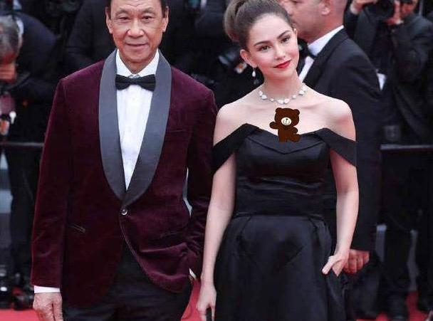 巩俐第十八次走戛纳红毯,刘涛首秀,周杰伦追妻狂魔