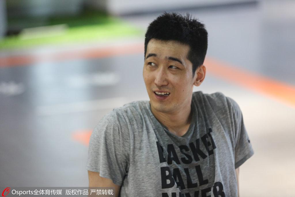 刘志轩:不管能否打上世界杯 都将在国家队拼尽全力