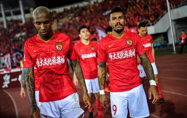 原创             广州恒大又是一个三大皆空的赛季,为明年的全华班做好准备