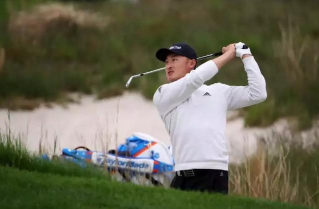 不顾感冒!李昊桐带病备战PGA锦标赛