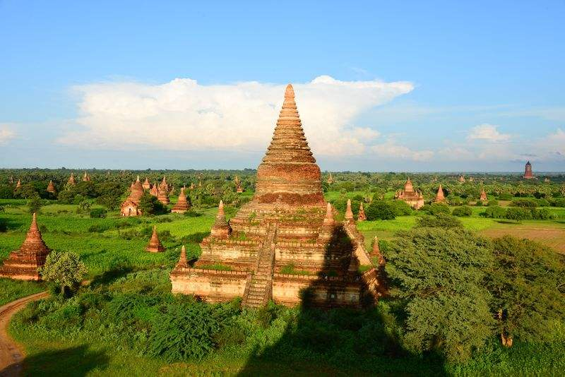 缅甸旅游好玩吗图片