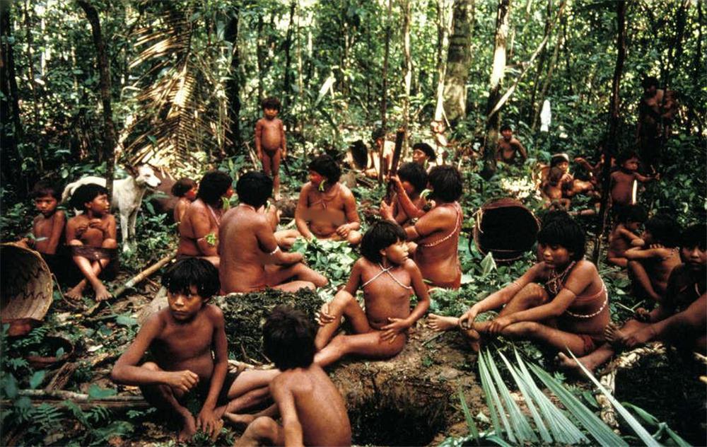 原创             南美有个哑巴部落,5万人一辈子不说一句话,喜欢生吃毒蛇