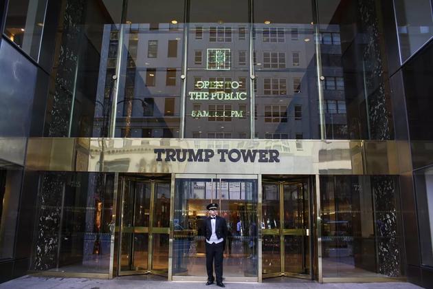 全纽约最被嫌弃的摩天大楼——特朗普大厦