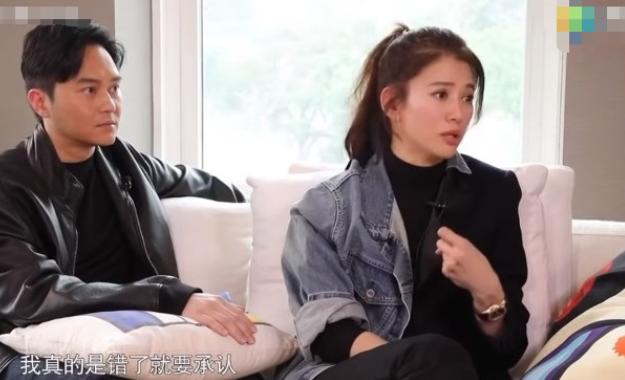 原创袁咏仪重提旧事,表示不希望伤害到张智霖,自己做错事要承认
