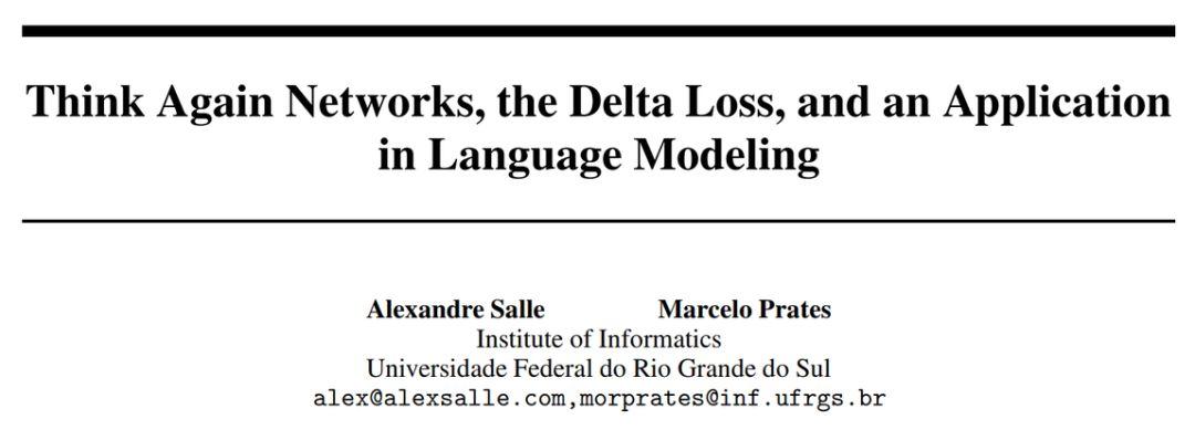 <b>ThinkNet:迄今为止最简单的语言建模网络</b>