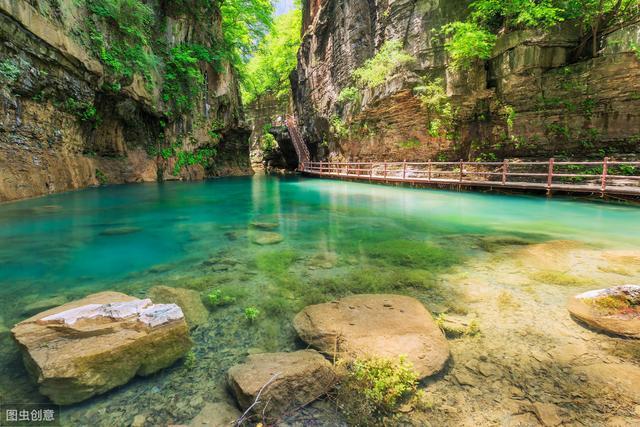河南最值得去的3个景区,每一处都堪称世界级,你去过哪个?