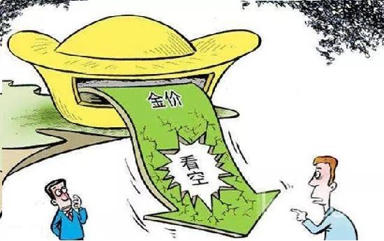 曹向阳:黄金突破千三未延续 高位承压下行寻支撑