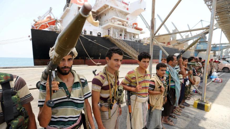 """胡塞武装宣布在""""重大行动""""中袭击沙特目标"""