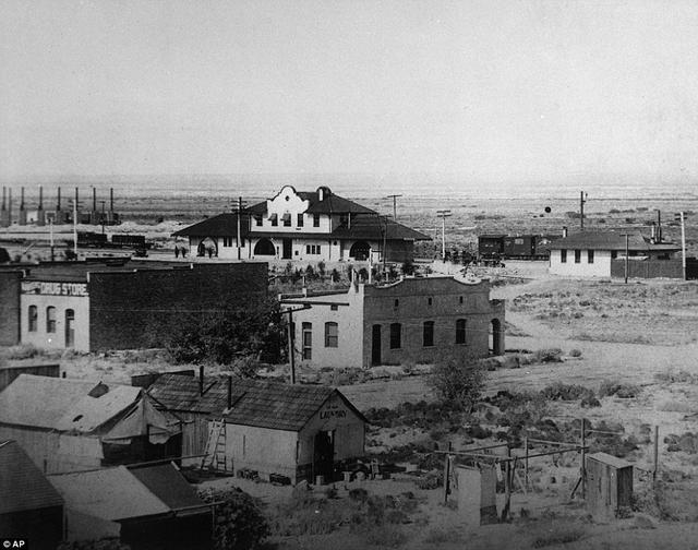 原创             美国赌城拉斯维加斯的前世今生