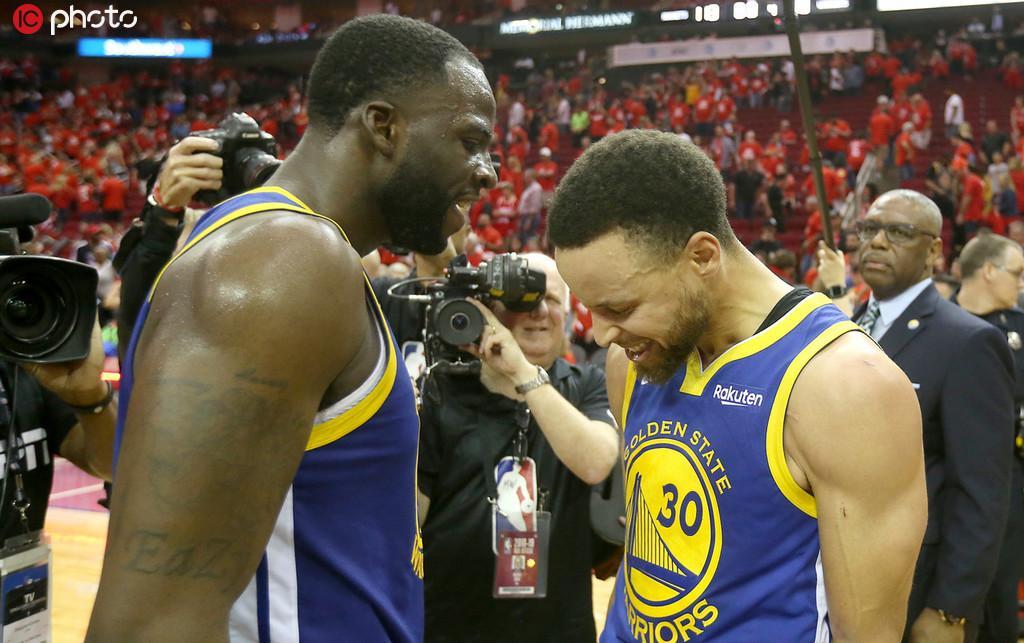 西决没悬念?ESPN专家团预测勇士100%进总决赛