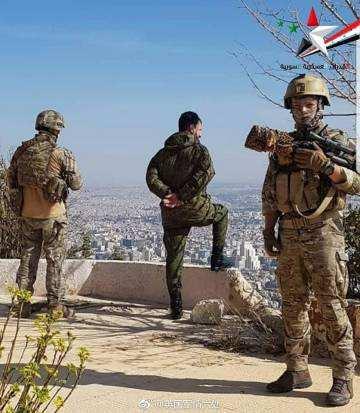 叙利亚孤注一掷集结重兵欲夺回戈兰高地 伊朗:所有导弹予以支持