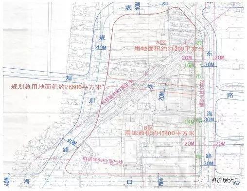 大城(2019)-8号宗地规划图