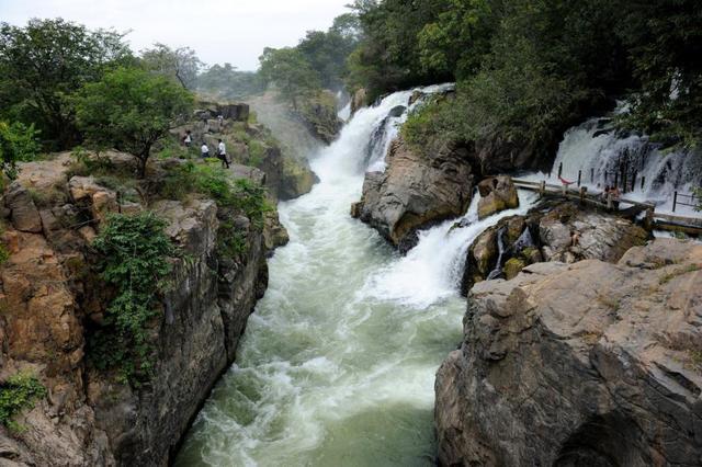 印度最美的八大瀑布,每一个都令人心驰神往