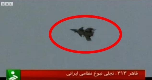 专打美军F35!中东小国隐形战机飞上天,硬要跟